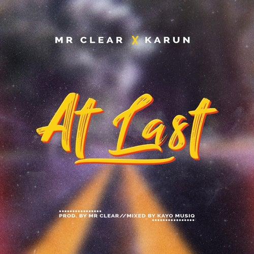 At Last de Mr Clear