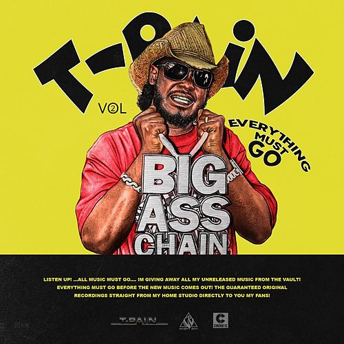 Everything Must Go Vol. 2 by T-Pain