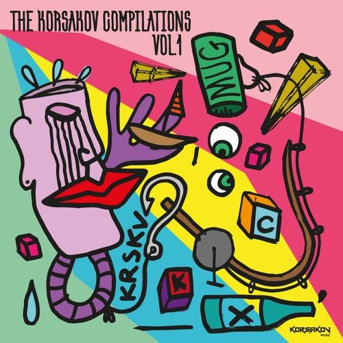 The Korsakov Compilations Vol. 1 de Various Artists