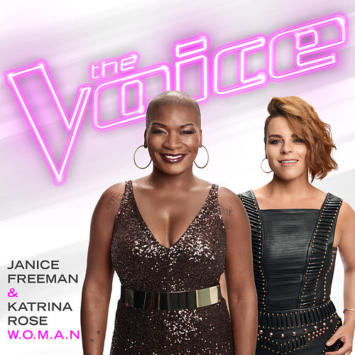 W.O.M.A.N. (The Voice Performance) de Janice Freeman