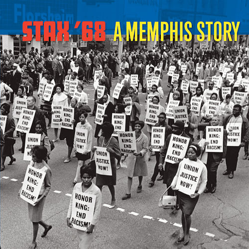 Stax '68: A Memphis Story by Various Artists