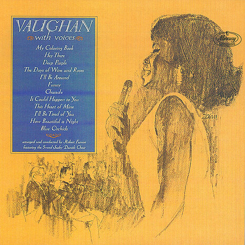 Vaughan With Voices von Sarah Vaughan