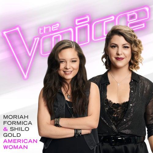 American Woman (The Voice Performance) de Moriah Formica