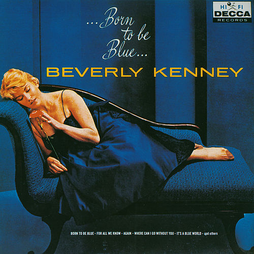 Born To Be Blue fra Beverly Kenney