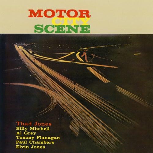 Motor City Scene by Thad Jones
