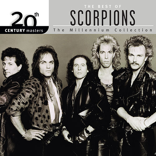 20th Century Masters: The Millennium Collection: Best Of Scorpions de Scorpions