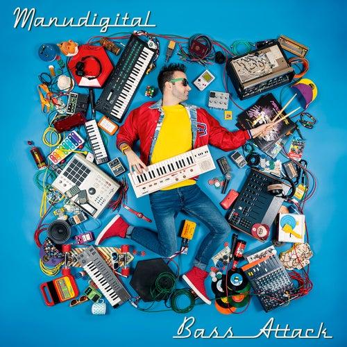 Bass Attack von Manudigital