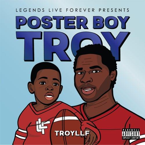 Poster Boy Troy by Troyllf