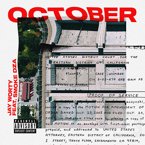 October (feat. Smoke DZA) von Jay Worthy