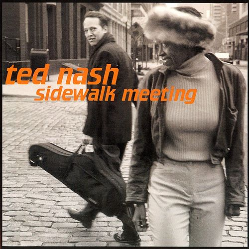Sidewalk Meeting de Ted Nash