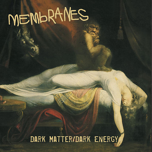 Dark Matter/Dark Energy by The Membranes