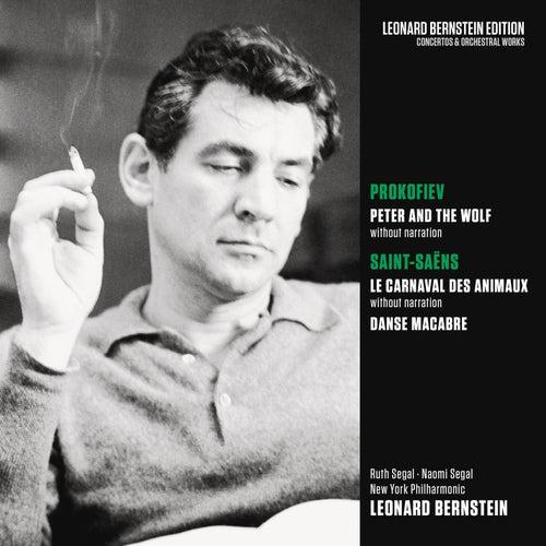 Prokofiev: Peter and the Wolf, Op. 67 - Saint-Saens: Le Carnaval des animaux & Danse macabre by Leonard Bernstein