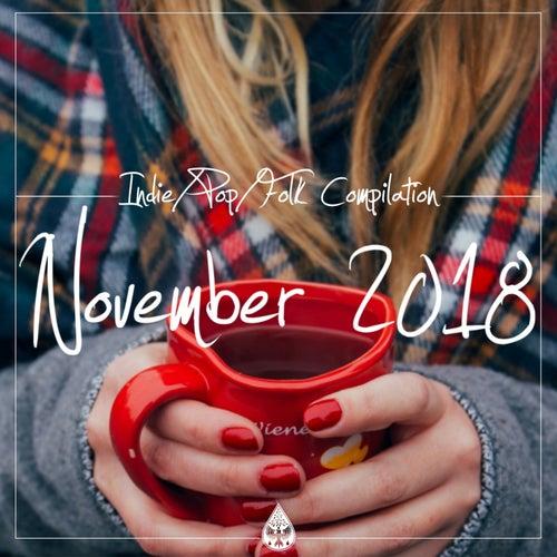 Indie / Pop / Folk Compilation (November 2018) von Various Artists