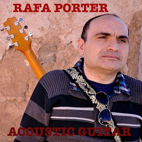 Rafa Porter acoustic guitar by Rafa Porter