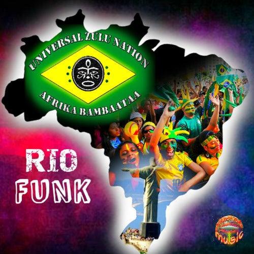 Rio Funk by Afrika Bambaataa