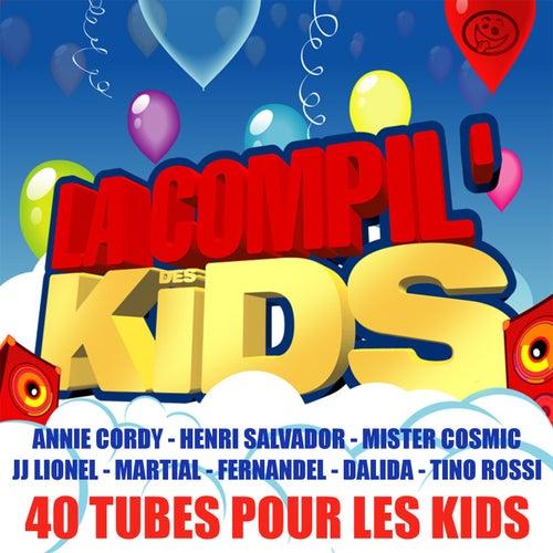 La compil' des kids by Various Artists