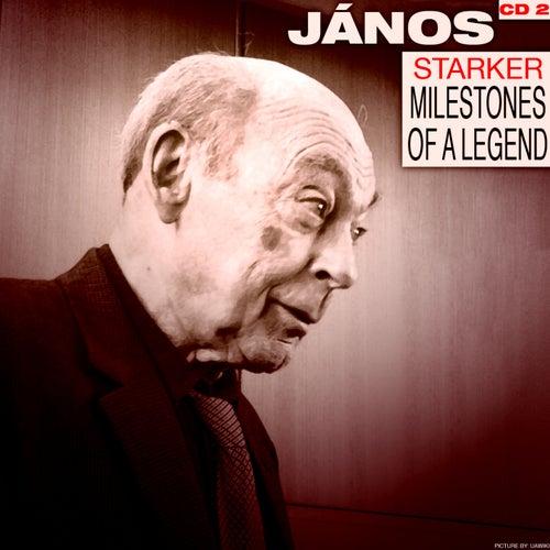 Milestones of a Legend / CD 2 de János Starker