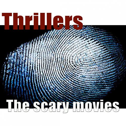 Thrillers (The Scary Movies) de Hollywood Pictures Orchestra