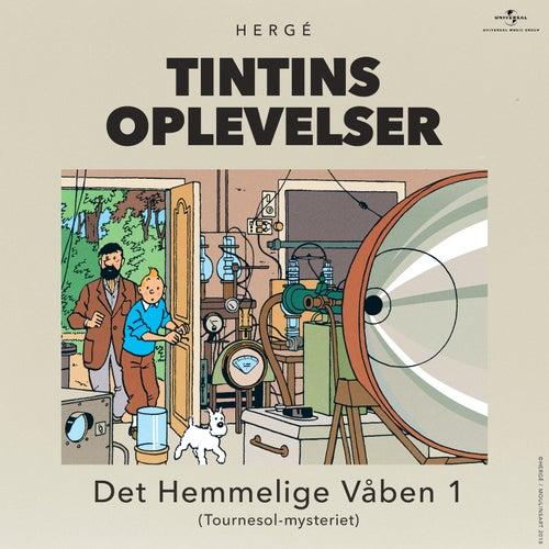 153416bd273 Det Hemmelige Våben Del 1 (Kapitel 12) fra Tintin : Napster