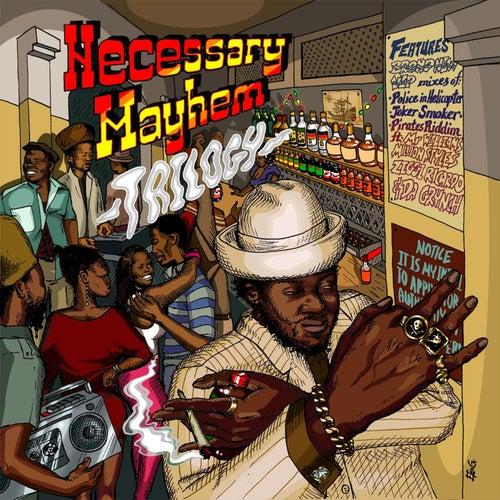 Necessary Mayhem Trilogy de Various Artists