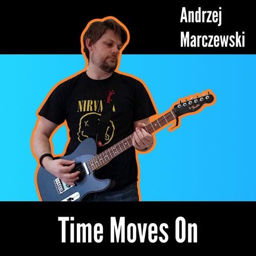 Time Moves On by Andrzej Marczewski