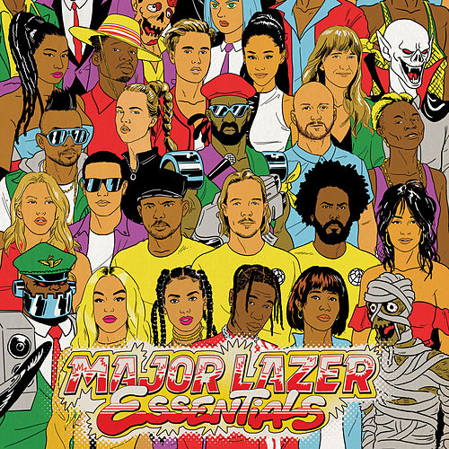 Major Lazer Essentials von Major Lazer