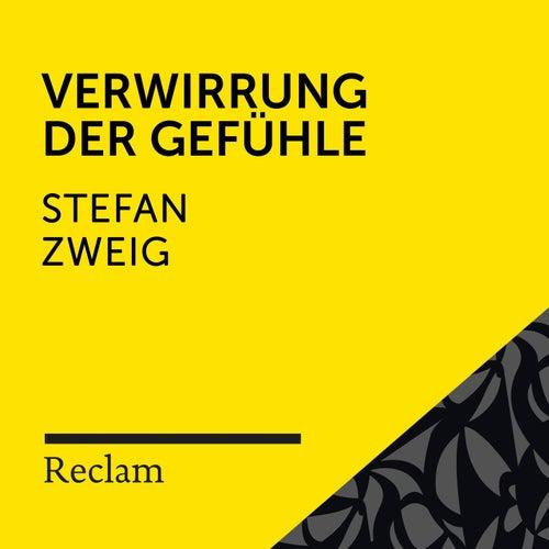 Zweig: Verwirrung der Gefühle (Reclam Hörbuch) von Reclam Hörbücher