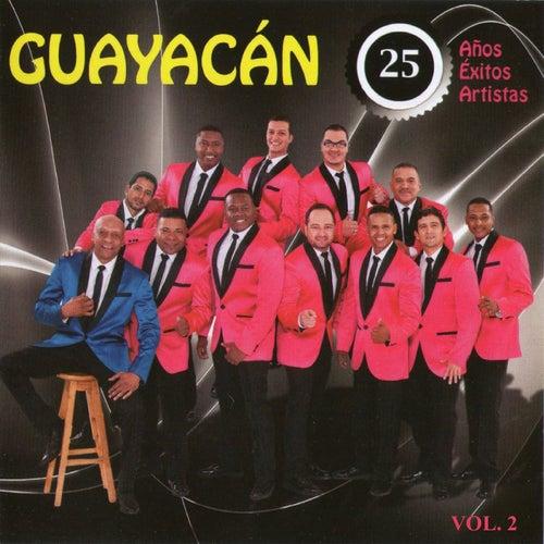 25 Años, 25 Éxitos, 25 Artistas, Vol. 2 de Guayacan Orquesta