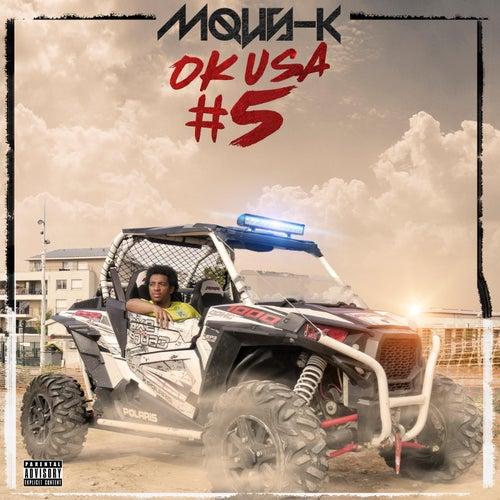Ok Usa #5 von Mous-K