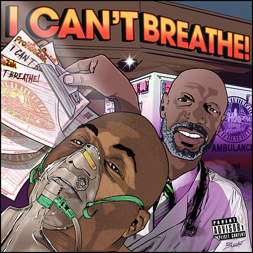 I Can't Breathe by Prohoezak
