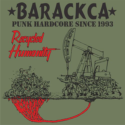 Recycled Humanity by Barackca