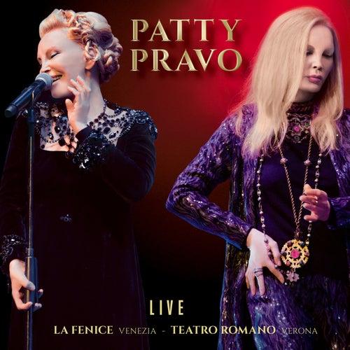 LIVE La Fenice (Venezia) - Teatro Romano (Verona) de Patty Pravo