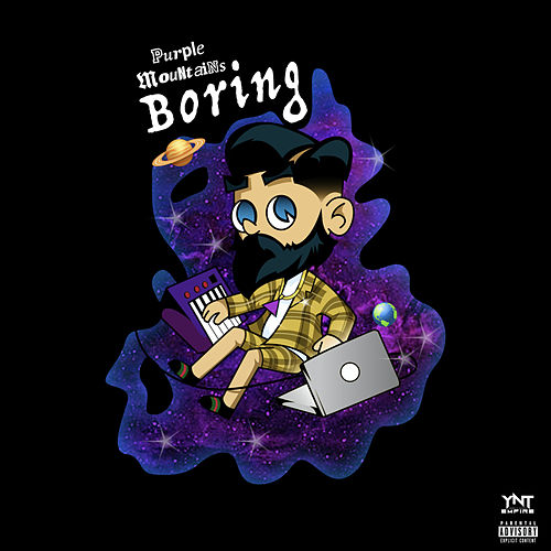 Boring by Purple Mountains