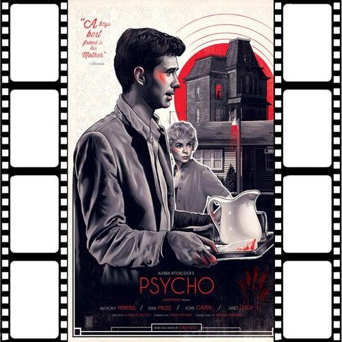 Psycho by Bernard Herrmann