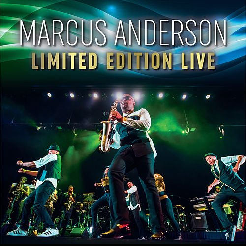 Limited Edition (Live) de Marcus Anderson