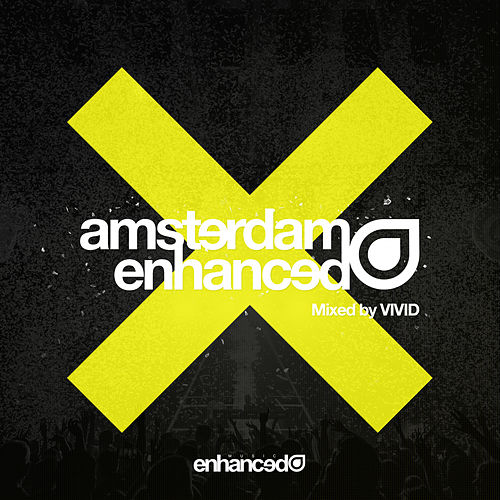 Amsterdam Enhanced 2018, Mixed by Vivid - EP by Various Artists