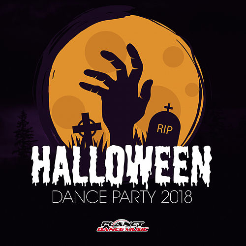 Halloween Dance Party 2018 - EP by Various Artists