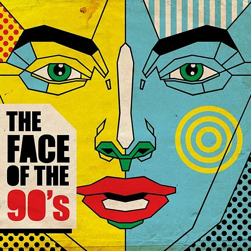 The Face of the 90's de Various Artists