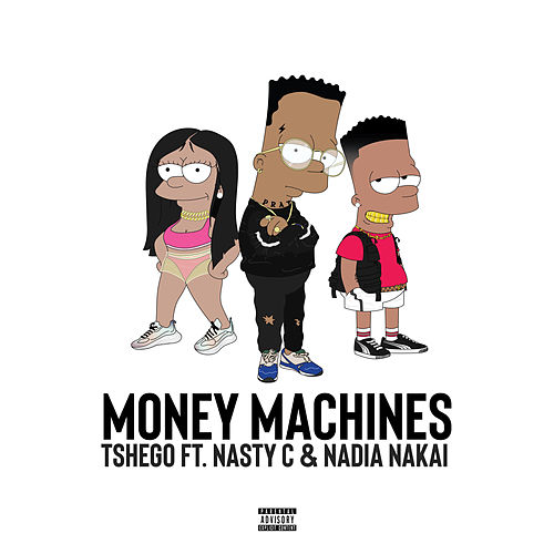 Money Machines by Tshego