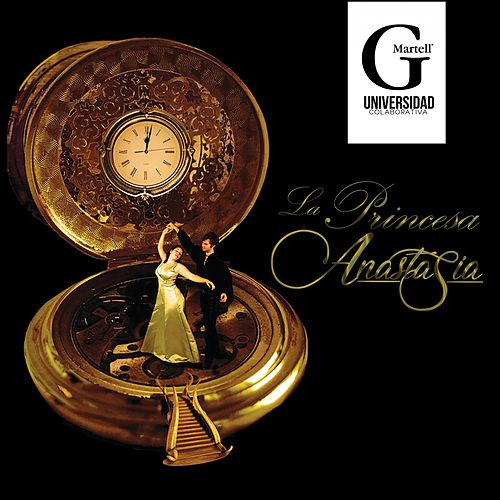 La Princesa Anastasia by G Martell Elenco
