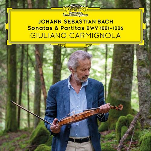 Bach: Sonatas & Partitas by Giuliano Carmignola