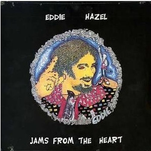 Jams From The Heart by Eddie Hazel