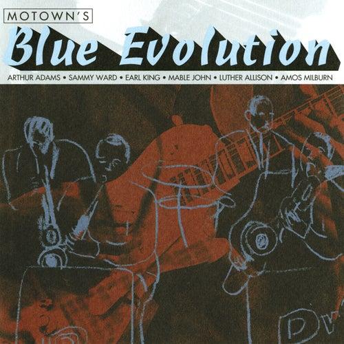 Motown's Blue Evolution de Various Artists