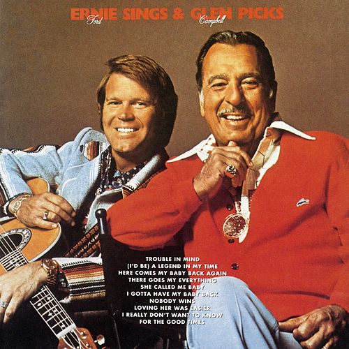 Ernie Sings And Glen Picks by Tennessee Ernie Ford