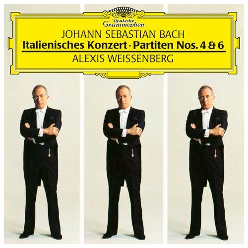 Bach 333: Italian Concerto – Partitas Nos. 4 & 6 von Alexis Weissenberg