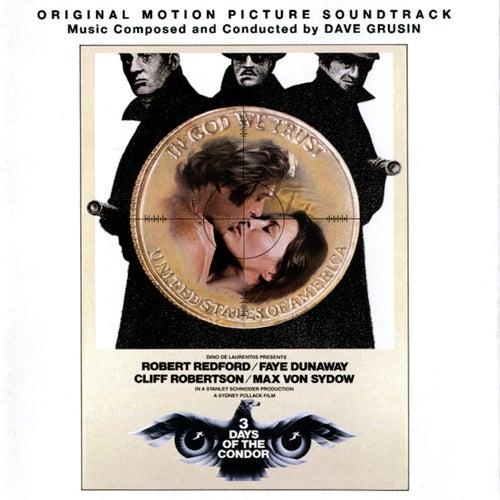 3 Days Of The Condor (Original Motion Picture Soundtrack) de Dave Grusin