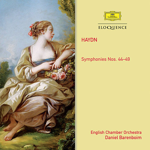 Haydn: Symphonies Nos. 44-49 by English Chamber Orchestra
