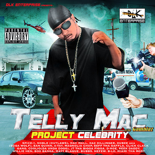 Project Celebrity de Telly Mac