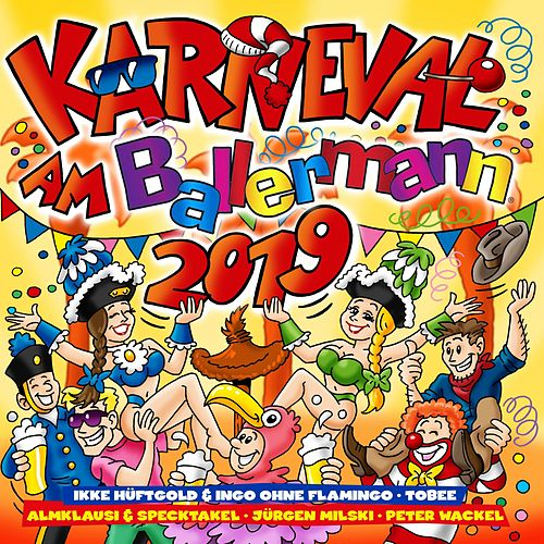 Karneval am Ballermann 2019 von Various Artists