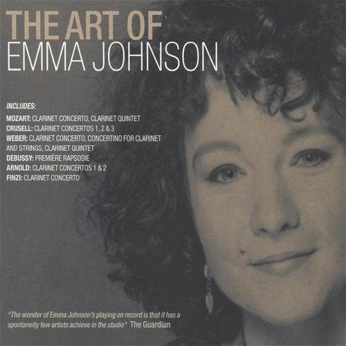 The Art of Emma Johnson (5 CD set) von Emma Johnson